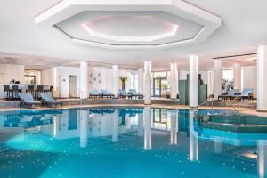 The swimming pool at or near The Westin Grand Munich