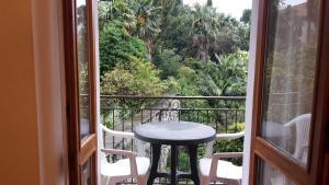 Balcon ou terrasse dans l'établissement Appartamenti Raineri