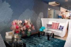 Posezení v ubytování Villaggio Hemingway - Aparthotel