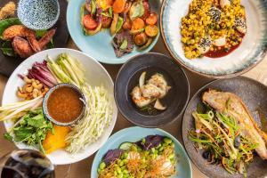 Mittag- und/oder Abendessen für Gäste der Unterkunft Spicers Balfour Hotel