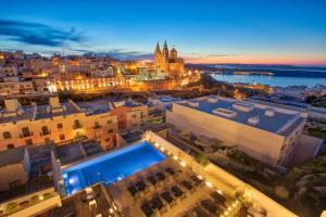 Vista de la piscina de Pergola Hotel & Spa o alrededores
