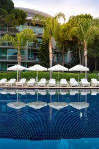 Piscina en o cerca de Calista Luxury Resort