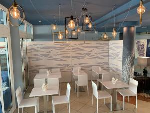 Restaurace v ubytování Villaggio Hemingway - Aparthotel