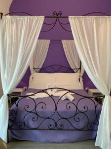 Letto o letti in una camera di Duca di Uzeda Luxury and Style