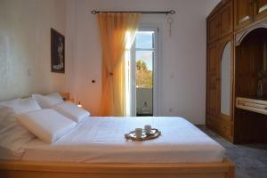 A bed or beds in a room at Villa de viento