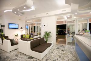 Hall o reception di Hotel Fabris