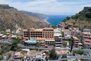 Hotel Sole Castello с высоты птичьего полета
