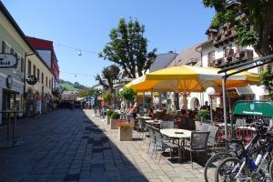 Restaurace v ubytování Parkapartments Schladming