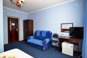 Гостиная зона в Guest House Moya Semya