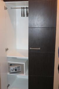 A bathroom at Eurotel Boracay
