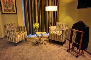 Гостиная зона в Hotel Favor