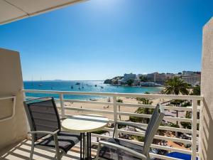 En balkong eller terrass på Son Matias Beach - Adults Only