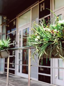 Балкон или терраса в Отель Елоховский Сити