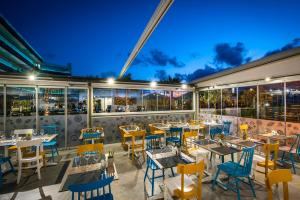 A restaurant or other place to eat at Infinity Blue Boutique Hotel & Spa - Adults Only