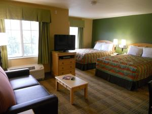 A television and/or entertainment center at Extended Stay America Suites - Orlando - Lake Buena Vista