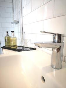A bathroom at Mode Hotel Lytham