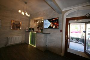 The lobby or reception area at Grange Moor Hotel