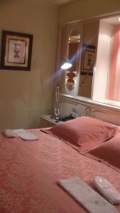 Cama o camas de una habitación en A Casa Canut Hotel Gastronòmic