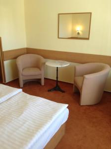 Posezení v ubytování Hotel YORK