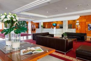 Hall ou réception de l'établissement Hotel Best Semiramis