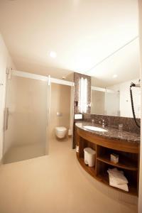 Ein Badezimmer in der Unterkunft Business Hotel Ambio Gleisdorf