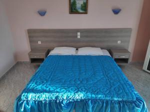 Letto o letti in una camera di Hotel Kristal