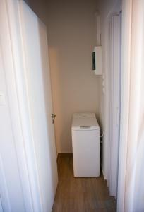 A bathroom at Quality apartment in aegaleo