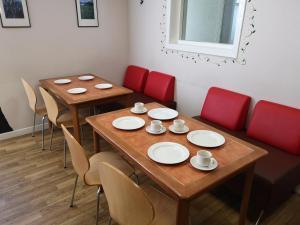 Restaurant o un lloc per menjar a Rowardennan Youth Hostel