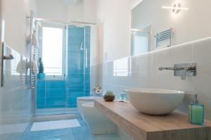 A bathroom at NAUSICA