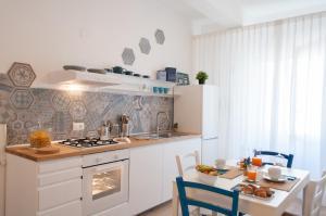 A kitchen or kitchenette at NAUSICA