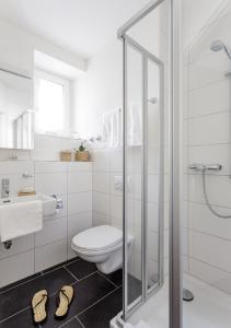 Ένα μπάνιο στο Swiss Star Anwand Lodges - contactless self check-in