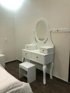 Um banheiro em Almasa Chalet