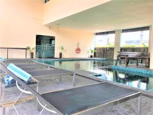 Ping-pong facilities at Nadias Hotel Cenang Langkawi or nearby