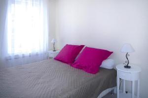 Un ou plusieurs lits dans un hébergement de l'établissement Terraced house Yport - NMD01056-I