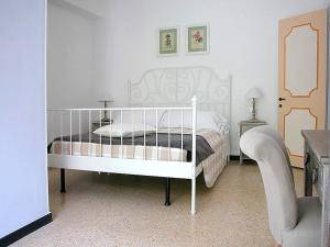 A bed or beds in a room at La Perla delle 5 Terre