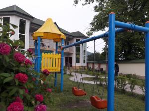 Детская игровая зона в LT Hotel