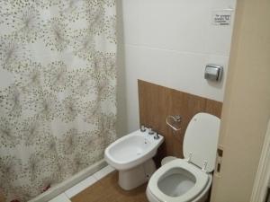 A bathroom at Casablanca