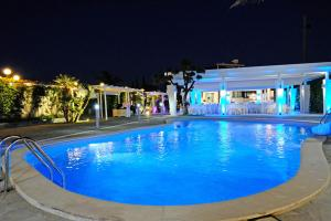 The swimming pool at or near Hotel Nelton