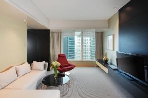 منطقة جلوس في فندق نيكو شنغهاي