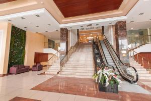 Лобби или стойка регистрации в Гранд отель Казань