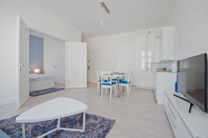 Kuchnia lub aneks kuchenny w obiekcie Imperial Apartments - Cassino