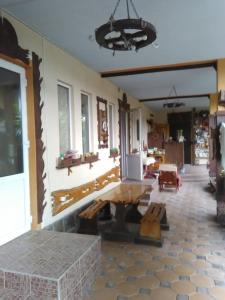 Ресторан / где поесть в Связь Времён Гостевой Дом