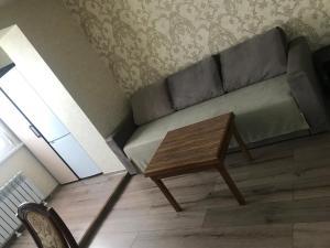 Гостиная зона в Apartment on Lenina 29