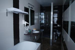 Ванная комната в Отель Форест