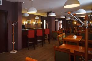 Лаундж или бар в Отель Форест