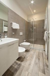 Ванна кімната в Appartamenti Museo