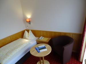 Posezení v ubytování Hotel Sporthof