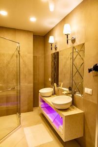 Ванная комната в Golden Beach
