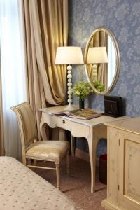 אזור ישיבה ב-Radisson Collection Hotel Moscow