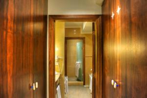 A bathroom at Byblos Sur Mer